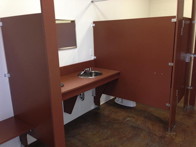 Solid Plastic Vanities - Prestwick Resources Inc.